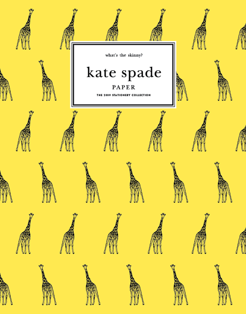 Popular kate spade : Laura Victore NX12